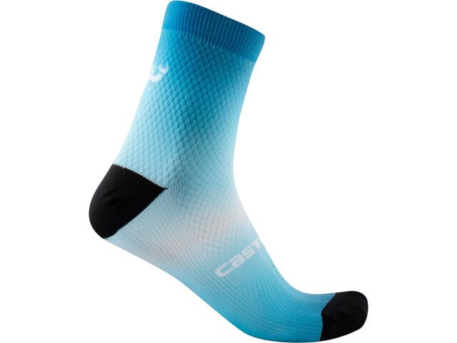 Castelli Gradient 10 Socks Women, niebieski